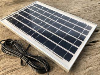 Solarmodul - Bild: Wandeaw via Twenty20